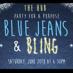 Blue Jeans & Bling