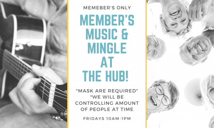 Member's Music & Mingle