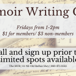 Memoir Writing Club