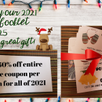 2021 Coupon Booklets