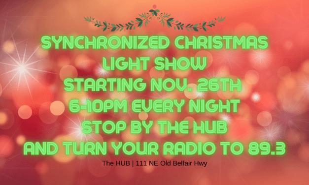 Synchronized Light Show
