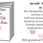 Valentine's Coloring Contest