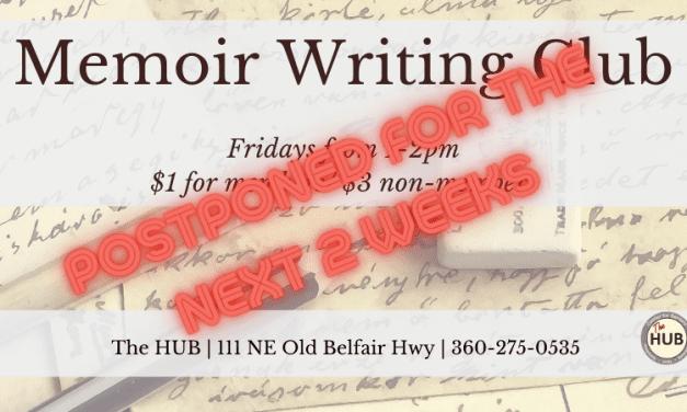 Memoir Writing Club