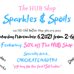 Sparkles & Spoils