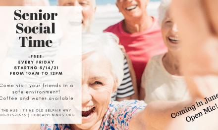 Senior Social Time